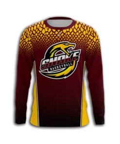 Sublimated jerseys Basketball