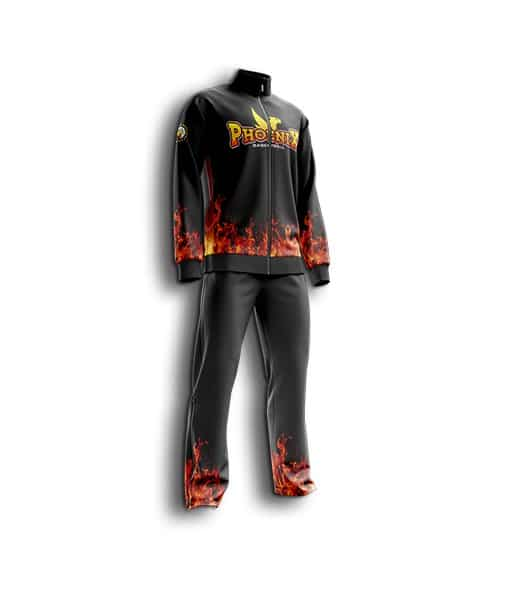 custom basketball coach suits