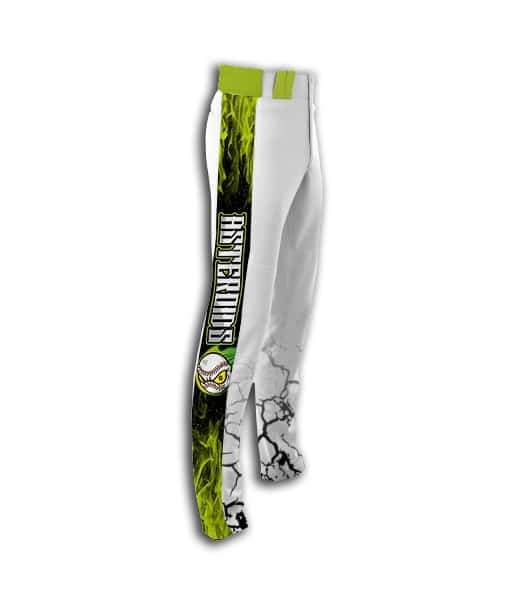 custom baseball pants
