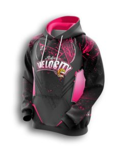 custom Youth Fastpitch hoodie