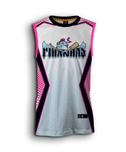 0a82597953e0b ZYSH-802 Custom Sublimated Hoodie · Softball sleeveless jersey