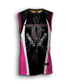 Softball sleeveless jersey