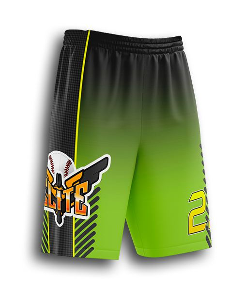 Youth's fastpitch shorts
