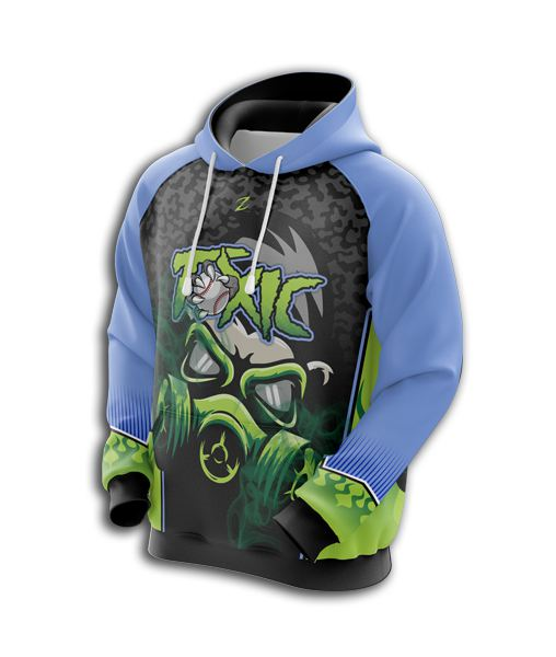 Youth's custom softball hoodies