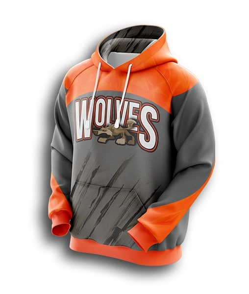 custom football hoodies youth