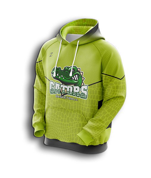 sublimated camo basketball hoodies