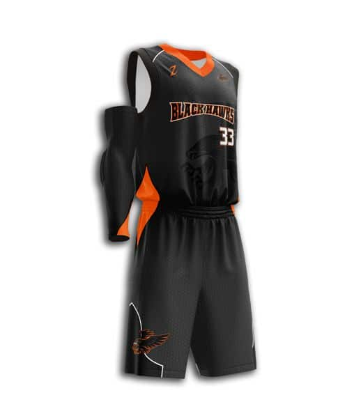 Men basketball uniforms full custom