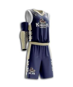 Men basketball team uniforms