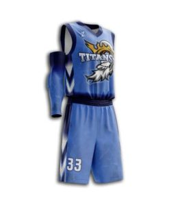 basketball uniform Men's