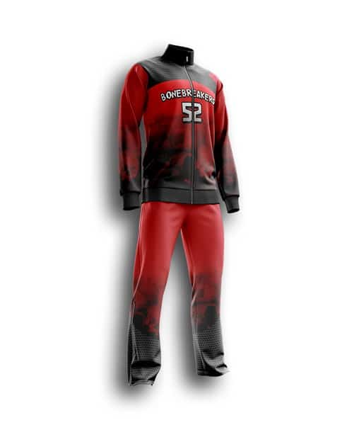 sublimated baketball pregame suits