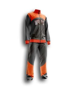 custom sublimated baketball pregame suits