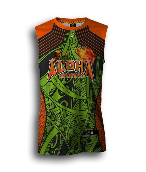 sublimated fastpitch jerseys