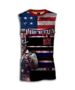 Youth's sublimated fastpitch jersey