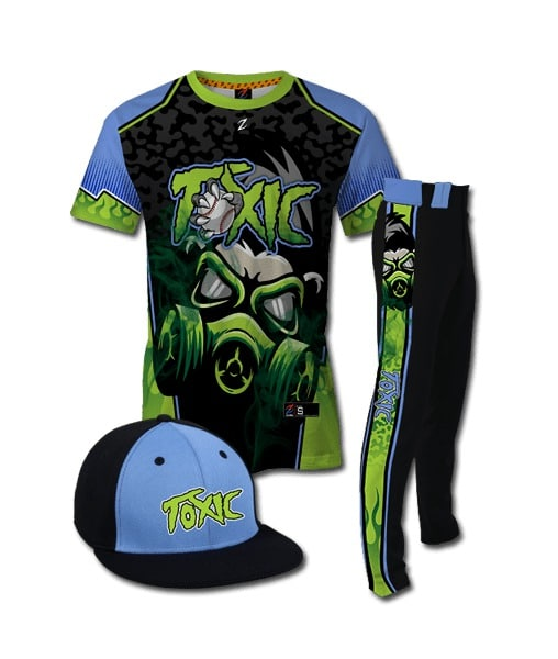 men softball uniform packages