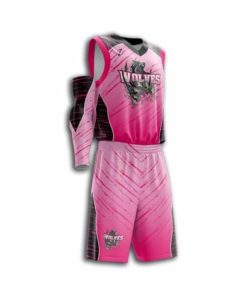 Women's basketball uniform