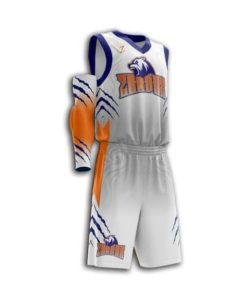 Women basketball uniforms