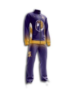 Womens basketball pregame suit