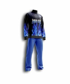 Women's basketball pregame suit