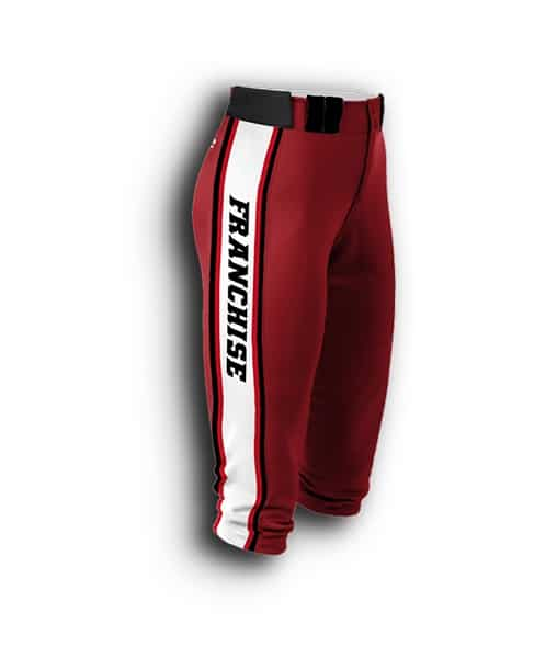 Youth custom Fastpitch pants