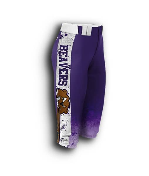 Sublimated pants Fastpitch